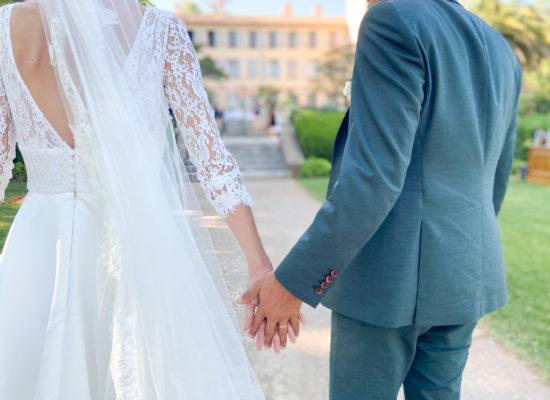 Caroline&Antoine Maindanslamain