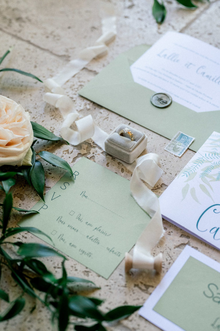 mariage ecofriendly var provence