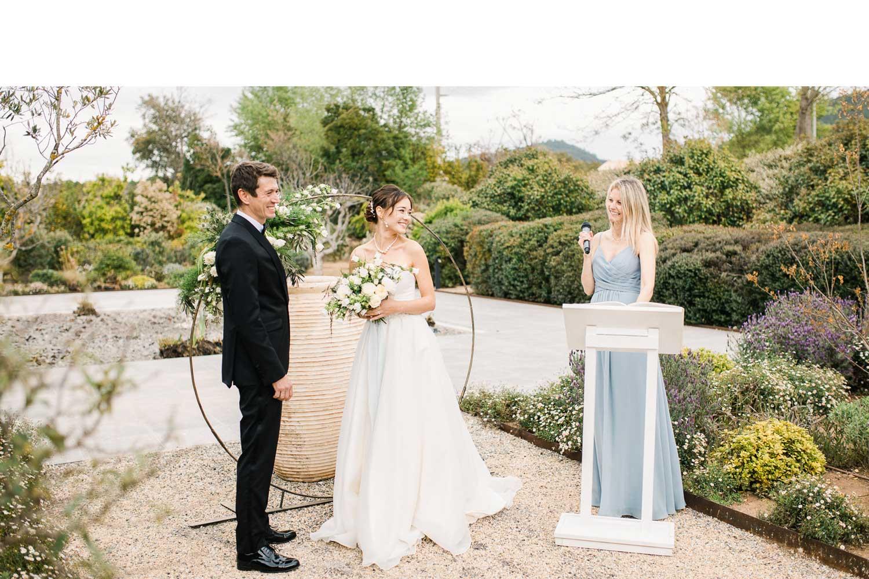 wedding planner var officiante cérémonie laique